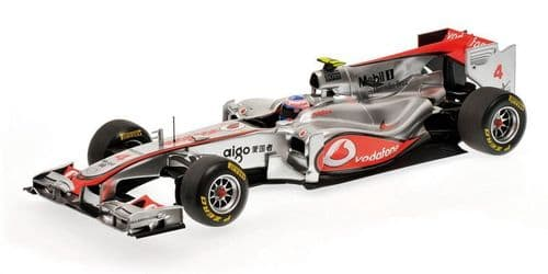 MINICHAMPS 530 111874 - McLaren Showcar 2011 - Button (1:18)